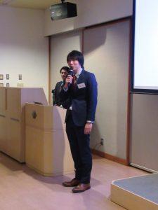 4-藤澤会長の挨拶と乾杯