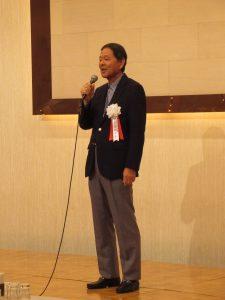 13.古野副理事長祝辞