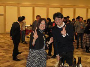 39_姫野先生とツーショット